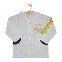 Áo khoác mỏng (nón) - AN0164 - Size 1- 2 (Xanh đen ) - HELLO B&B