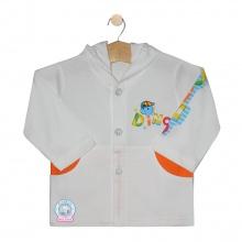 Áo khoác mỏng (nón) - AN0164 - Size 7, 8 ( Cam ) - HELLO B&B