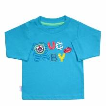 Áo T shirt AL0865 - HELLO B&B - Size 9,10 (Xanh biển)