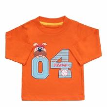 Áo T shirt AL0865 - HELLO B&B - Size 9,10 (Cam đậm)