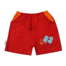 Quần short túi - QL0443 - Size 3, 4 ( Đỏ ) -  HELLO B&B