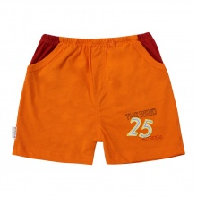 Quần short túi - QL0443 - Size 3, 4 ( Cam ) -  Hello B&B
