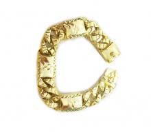 Lắc tay nữ mạ vàng 18k - LACTN07