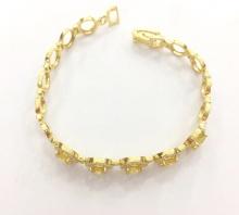 Lắc tay nữ mạ vàng 18k - LACTN05