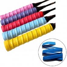 Quấn cán tennis có gân chống trơn, bộ 5 cái; thoáng khí thoát mồ hôi POPO Collection (Nhiều màu)