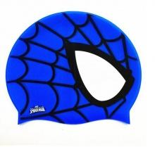 Nón bơi trẻ em - mũ bơi trẻ em POPO Collection (Xanh SPIDER)