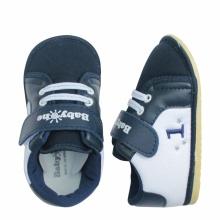 Giày baby Walking - BabyOne SS0829 - HELLO B&B - Size 19,20,21(Màu đen)