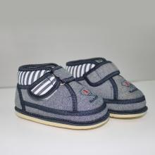 Giày baby Walking BabyOne SS0830 - HELLO B&B - Size 19,20,21 (Màu xám)