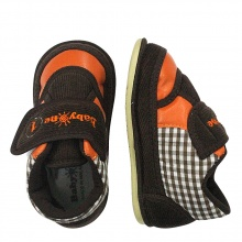 Giày cho bé trai BabyOne SS0831 - HELLO B&B - Size 19,20,21 (Màu nâu)