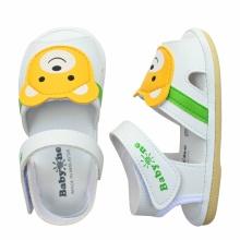 Giày sandal bé trai BabyOne SS0809 - HELLO B&B (Màu trắng)