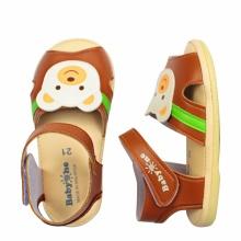 Giày sandal bé trai BabyOne SS0809 - HELLO B&B (Màu nâu)