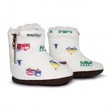 Giày boot dây kéo - SS0979 - Size 3M, 6M ( Nhiều màu - Bé trai ) - HELLO B&B