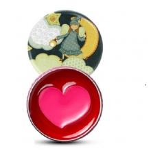 Sáp dưỡng môi có màu Moisture Steam Dual Lip Balm -  Peach 14g