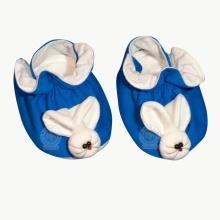 Giày hộp con thỏ bé trai, bé gái SS0060 - HELLO B&B - Freesize (Xanh dương)