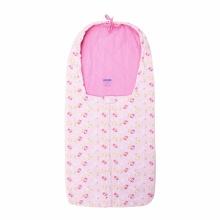 Túi ngủ chần bông có nón - TN0875 - Free size ( Hồng ) - HELLO B&B