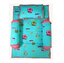 Bộ 4 món ga gối Sleep Baby - Gift Dragon Dibo
