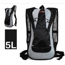 Balo xe đạp, túi xe đạp thoáng khí, nhẹ, chất liệu cao cấp POPO Collection (Xanh biển)