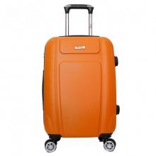 Vali Trip P610 size 60cm (24 inch) màu cam (tặng áo vali)
