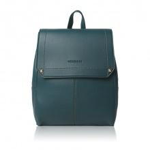 Balo thời trang Verchini màu xanh cổ vịt 009382