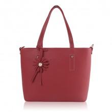 Túi thời trang Verchini màu đỏ 009411