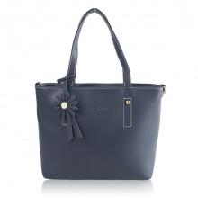 Túi thời trang Verchini màu xanh đen 009418