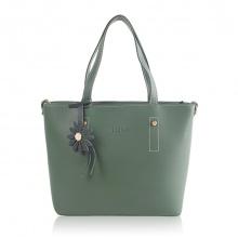 Túi thời trang Verchini màu xanh rêu 009419