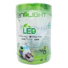 Đèn LED NanoLight 7W (Ánh sáng vàng)