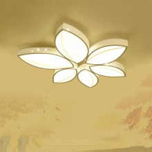 Đèn mâm ốp trần 6 lá 08 - OPLADY08 - Đèn trang trí Homelight