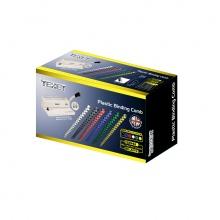 Gáy lò xo nhựa Texet SP32