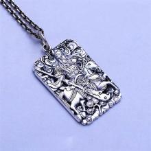 Mặt dây chuyền bạc Thái TSP187