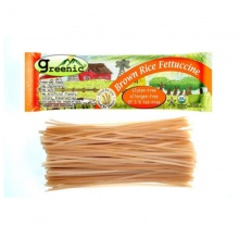 Mì gạo lứt hữu cơ sợi dẹt Fettuccine Famiy Tree 250g