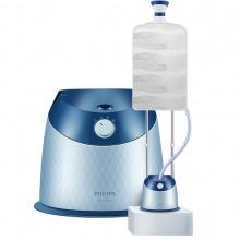 Bàn ủi hơi nước đứng Philips GC517 (Xanh) - Hàng nhập khẩu