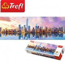 Tranh ghép hình TREFL 29033 - panorama 1000 mảnh Manhattan (jigsaw puzzle tranh ghép hình chính hãng TREFL)