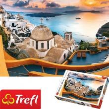 Tranh ghép hình TREFL 10445 - 1000 mảnh Santorini cổ tích (jigsaw puzzle tranh ghép hình chính hãng TREFL)