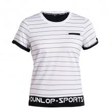 Áo thể thao nữ Dunlop - DASLS8086-2-WT (Trắng)