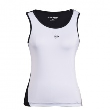 Áo gym nữ Dunlop - DAGYS8108-2-BK (Trắng đen)