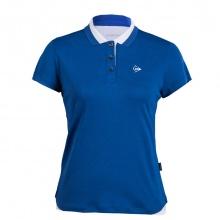 Áo tennis nữ Dunlop - DATES8083-2C-CB (Xanh biển)