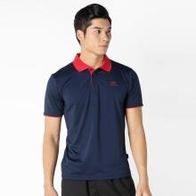 Áo thể thao tennis nam Dunlop - DATEF7001-1C-NV (Xanh navy)