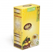 Cacao Rich nguyên chất Cocoa Indochine (hộp 50g)