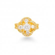 Nhẫn nữ đính đá sang trọng - 45
