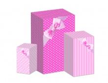 Hộp quà Happy Birthday - Công chúa