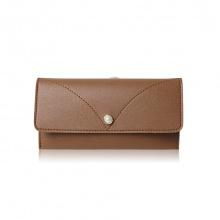 Bóp cầm tay thời trang Verchini màu nâu 009439