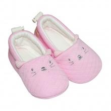 Giày mèo 0983 - SS0983 - Size 3M, 6M ( Hồng ) - BabyOne