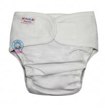 Tã quần/quần đóng bỉm trắng - SS0994 - Freesize - Hello B&B