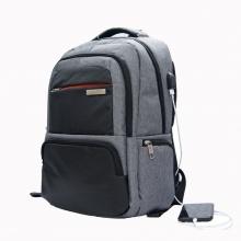 Balo laptop thời trang cao cấp HASUN HS 8621 - Xám