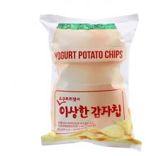 Snack khoai tây tẩm sữa chua