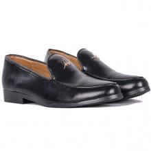 Giày lười nam thời trang Zapas GL019 (màu đen)