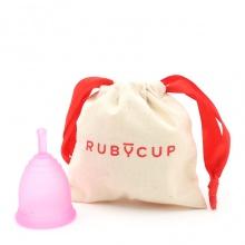 Cốc nguyệt san Ruby Cup - Nhập khẩu chính hãng từ Anh (màu hồng, size M)