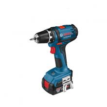 Máy khoan vặn vít dùng Pin Bosch GSR 14.4-2 LI SET (14.4V/2Ah*2)