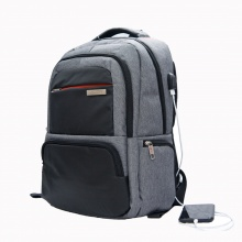 Balo laptop thời trang cao cấp HASUN HS 8621 - Đen